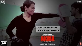 Akira | Making of Akira - The Akira Punch