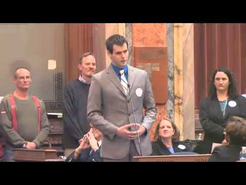 Zach Wahls Speaks About Family