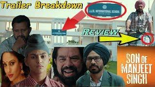 Son Of Manjeet Singh - Trailer Breakdown + Review★★★★★  | Gurpreet Ghuggi | Kapil Sharma