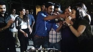 Watch Dhanush Never Forgets His School Friends | Birthday Celebration Red Pix tv Kollywood News 30/Jul/2015 online