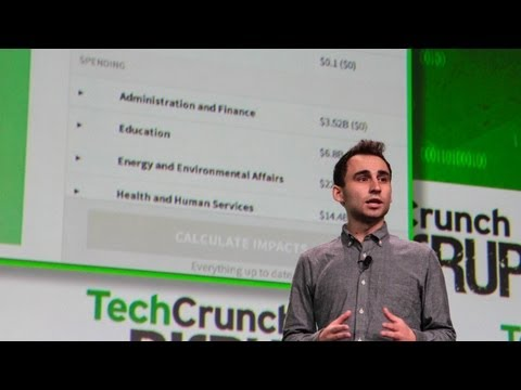 'Outline' Helps Value Government | Disrupt SF 2013 Battlefield - UCCjyq_K1Xwfg8Lndy7lKMpA