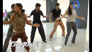Santosham Awards 2011 Dance Rehearsals