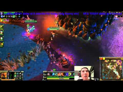 League of Legends: TSM vs. TT MLG Providence Qualifier Game 2 -- 2011-11-05