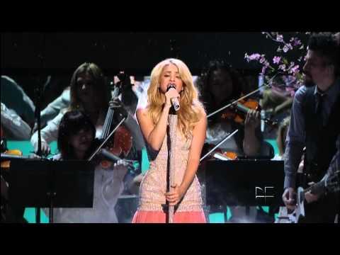 Shakira - Antes De Las Seis (Latin Grammys 2011) HD [1920x1088]