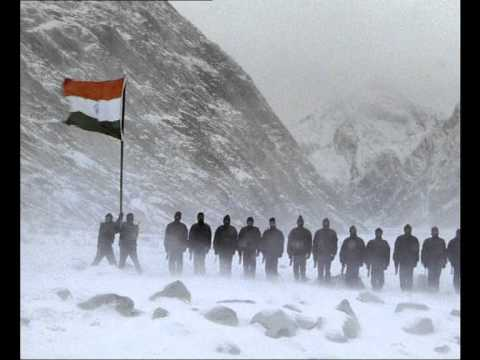 Jana Gana Mana Indian Army