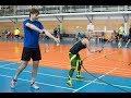 Petrovice u Karviné: 5. ročník turnaje v Badmintonu o pohár starosty
