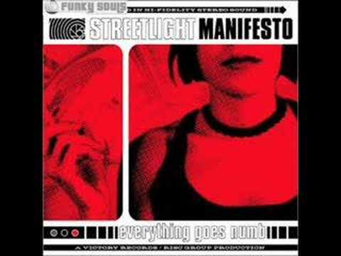 Streetlight manifesto - a moment of silence