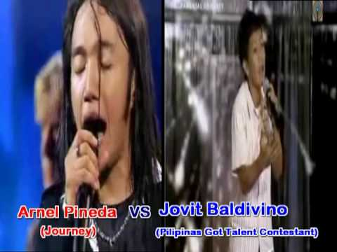 JOVIT BALDIVINO vs ARNEL PINEDA (FAITHFULLY)