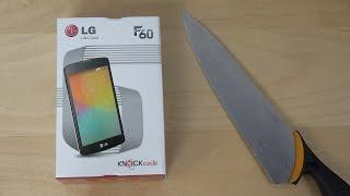 Vidéo : LG F60