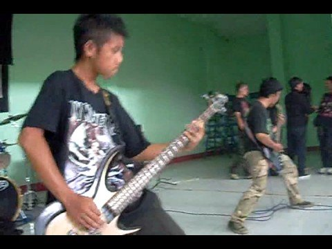 Indonesia death metal