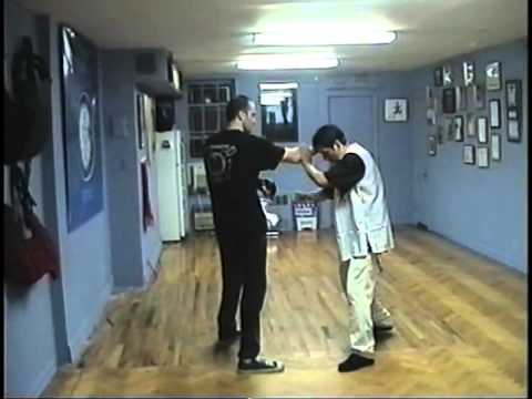 Fundamentals Of  Wing Chun stances and punches July 2000