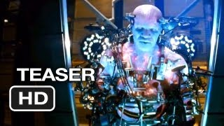 The Amazing Spider-Man 2 Comic-Con Teaser (2013) - Electro Movie HD
