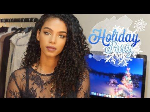 GRWM: Holiday Look + BIG Giveaway!