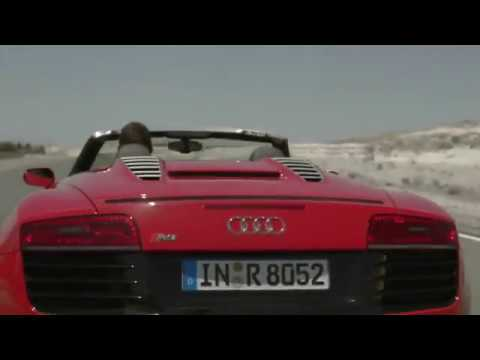 Teaser Audi R8 Coupe R8 Spyder R8 Coupe V10