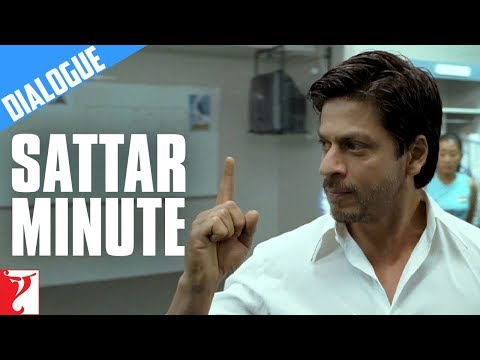 """Sattar Minute"" - Song - CHAK DE INDIA"