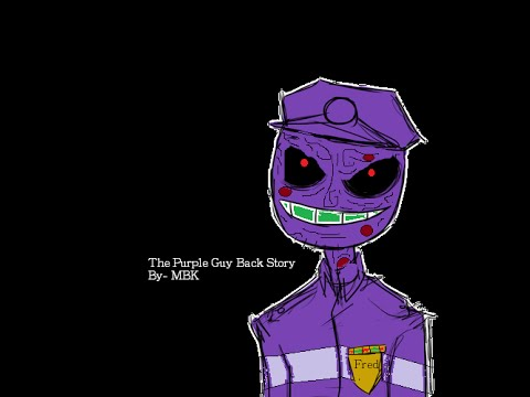 The purple guy back story five nights at freddy s 2