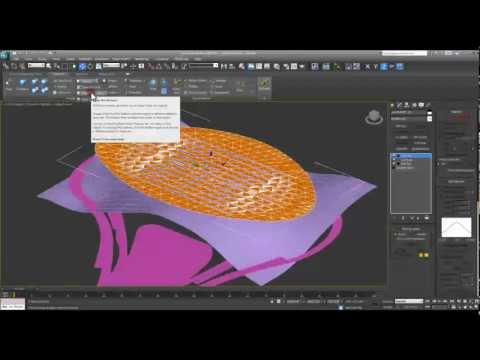 3ds Max Tutorial - Organic Building in 3ds Max - Workshop 03 - Part II