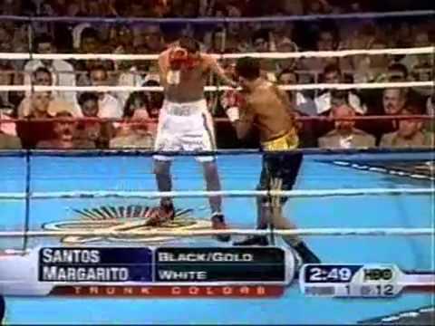 Daniel Santos vs Antonio Margarito - 1/4