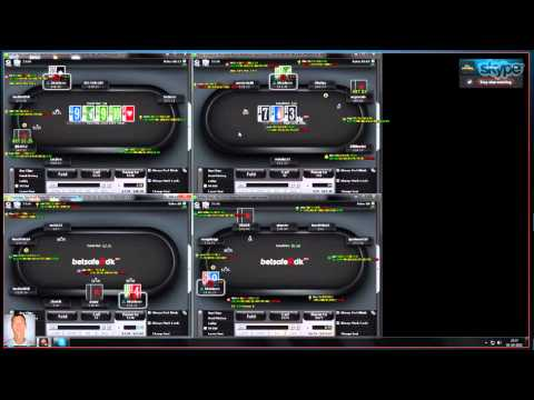 Gripsed Live Poker Coaching #14 - 50NL Loose Aggressive Adjustments