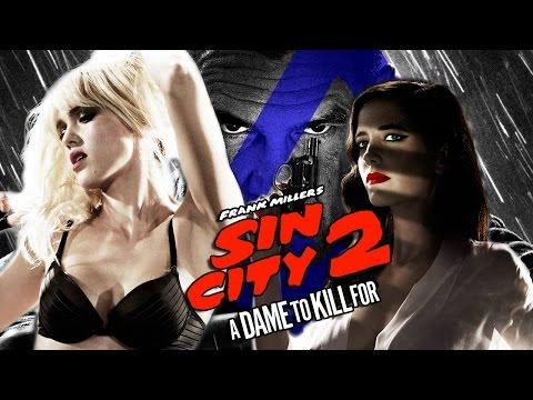 JESSICA ALBA & EVA GREEN talk Sin City 2: A Dame To Kill For