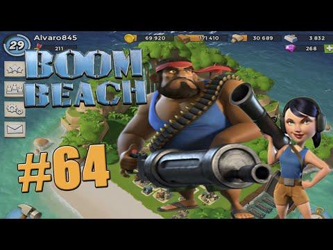 Defensas y próxima revisión de playas | Boom Beach #64 [Español]