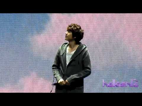 120310 Super Junior - Walking@SS4 in Macau