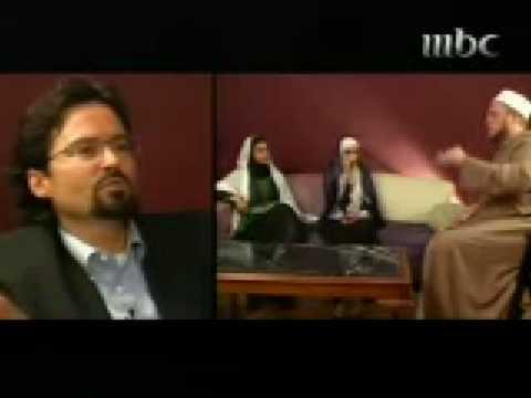 Hamza Yusuf Suhaib Webb Conversation - [English Subtitles] Part TWO