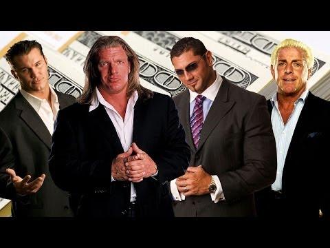 WWE Mashup: Evolution (Eric Minnesota)