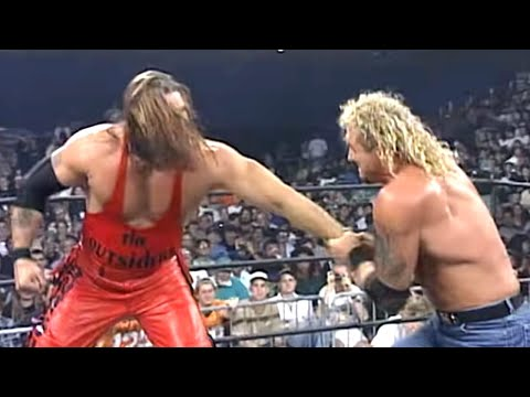 Kevin Nash vs DDP, 1/8/98