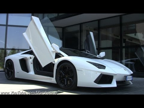 2012 Lamborghini Aventador LP700-4 on Detail