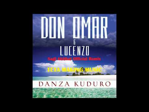 Don Omar &amp; Lucenzo - Danza Kuduro Sagi Abitbul Remix TETA