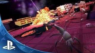 Gunship X -- Announce Trailer | PS4, PS Vita