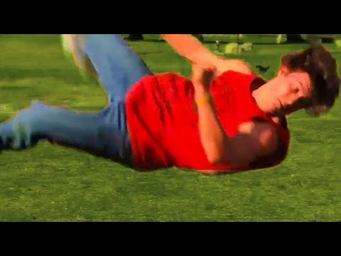 Ryan Rempfer - Martial Arts Tricking - SAVAGE GRIND - 2012