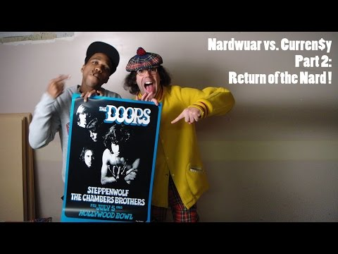 Nardwuar vs. Curren$y Pt. 2 : Return of the Nard!