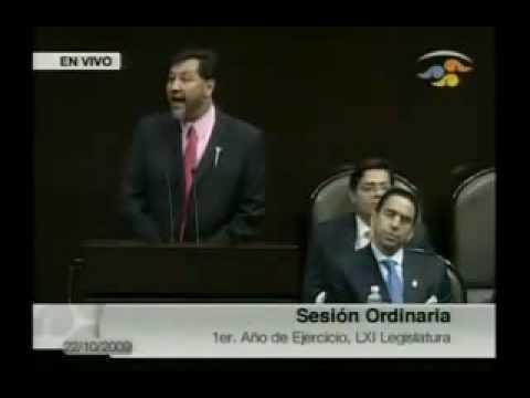 Diputado FERNANDEZ NOROÃ'A vs impunidad politica (CENSURADO en MX)