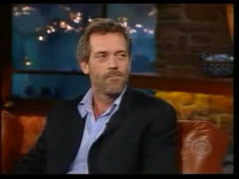 Stop Boring Hugh Laurie