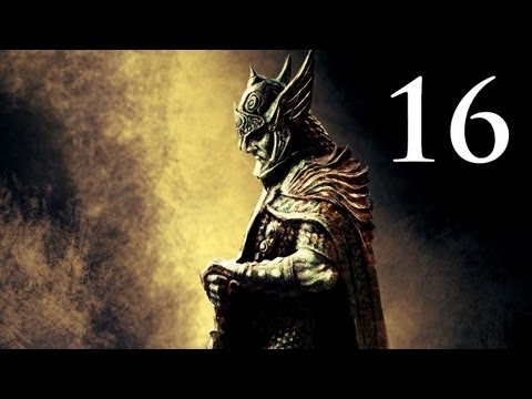 Elder Scrolls V: Skyrim - Walkthrough - Part 16 - Whirlwind Sprint (Skyrim Gameplay)