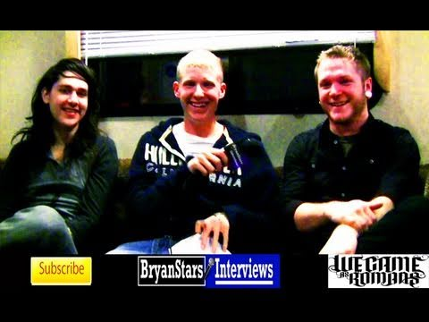 We Came As Romans Interview David Stephens & Joshua Moore 2011