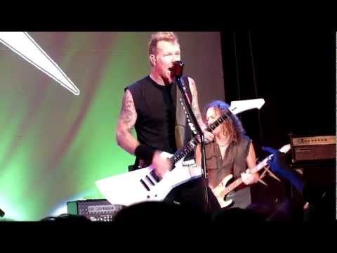 Metallica - Wasting My Hate (Live in San Francisco, December 7th, 2011)
