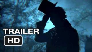 Abraham Lincoln Vampire Hunter Official Trailer - (2012) HD Movie