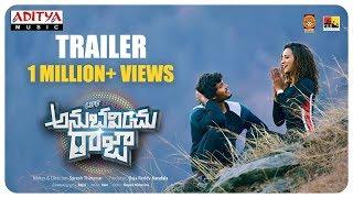 Life Anubavinchu Raja Trailer