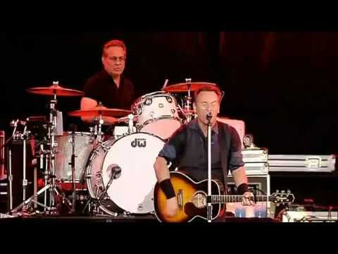 shackled &amp; drawn ( pinkpop 2012 ) bruce springsteen