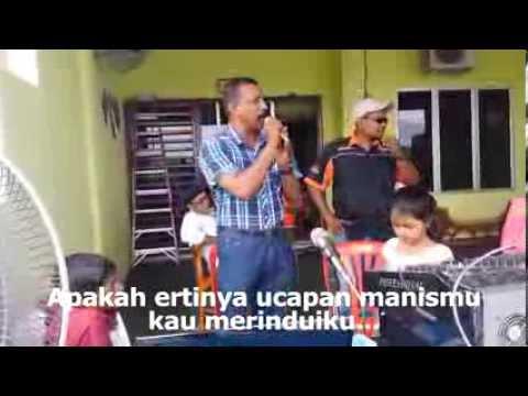 Karaoke - India Nyanyi Lagu Melayu Dengan Baik