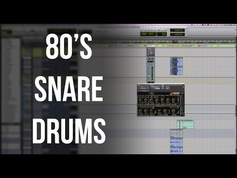 Into The Lair #55 - 80's Snare Drum Trick