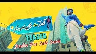 Subramanyam For Sale Teaser
