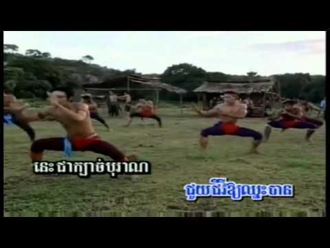 Bokator, une des disciplines du Kbach Kun Boran Khmer
