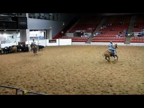 RCC Raging Cajun - 3/12/12 Houston USTPA show - youth penning - blowout - Valley View Ranch
