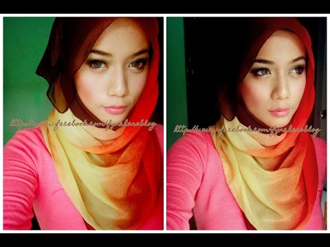 my everyday hijab tutorial