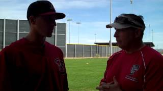 Interview with AZ DBacks Infielder Nick Ahmed