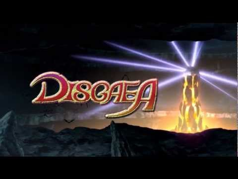 Disgaea 4 Opening Movie (HD) - Playstation 3